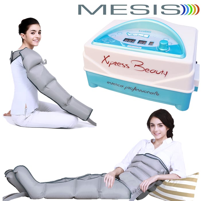 Pressoterapia Mesis Xpress Beauty Luxury completa