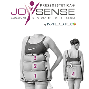 JoySense 2.0 fascia addominale glutei