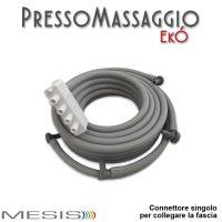 Connettore singolo fascia addominale/glutei per PressoMassaggio EkÓ
